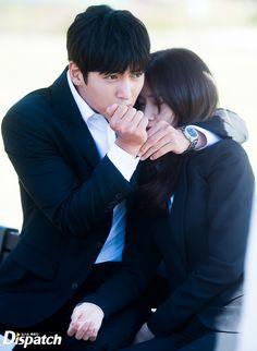 "[Drama] Dispatch goes behind-the-scenes of ""The with Ji Chang Wook Drama 2016, O Drama, Drama Film, Drama Fever, Korean Celebrities, Korean Actors, Korean Dramas, Yoona Ji Chang Wook, The K2 Korean Drama"