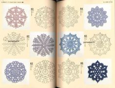 Crochet Stitches Japanese : Free Crochet Patterns to Download Japanese Crochet Pattern Book ...