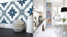 muur-tegelstickers Xenos   kitchen   Pinterest