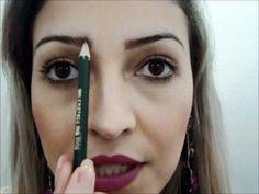 APRENDA: Como corrigir as sobrancelhas. Bem fácil! – VC BELA