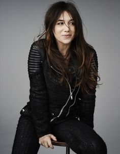 """""""Charlotte Gainsbourg by Christian Anwander """""""