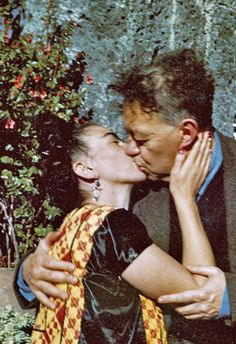 nickdrake: Frida Kahlo & Diego Rivera