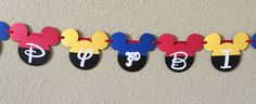 Mickey Mouse Clubhouse cumpleaños Mickey por CuddleBuggParties