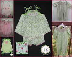 Watermelon Bliss #smocked