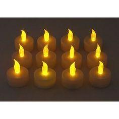 Tealights. $5.95 a dozen, good for centerpieces and lanterns.