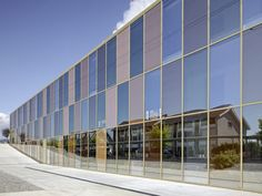 2b architectes, Roger Frei · Batiment de Bureaux Jolimont Nord