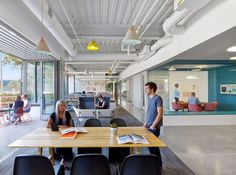 Fullscreen offices -Los angeles- #officedesign #workstyle #fullscreen http://wall.ac