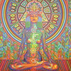 Energy Holistic Strategies For chakra meditation art Alex Grey, Alex Gray Art, Meditation Art, Yoga Art, Chakra Meditation, Art Chakra, Chakra Healing, Third Eye, Art Hippie