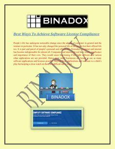 Best Ways To Achieve Software License Compliance Software