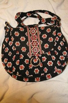 Vera Bradley Saddle Up Pirouette Cross Body Bag