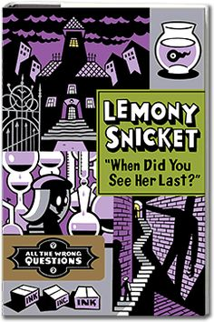 Lemony Snicket #2 book cover