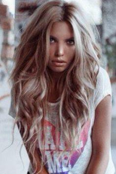 love the hair.
