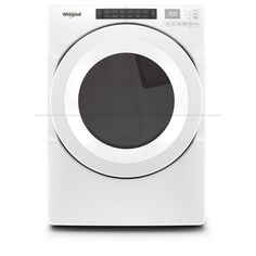 Do laundry in a way that fits your family's routines with Whirlpool Electric Dryer with Intuitive Touch Controls and Advanced Moisture Sensing, ENERGY STAR. New Washer And Dryer, Whirlpool Washer And Dryer, Laundry Center, Laundry Pedestal, Benton Harbor, Gas Dryer, Global Home, Front Load Washer, Space Saving Storage