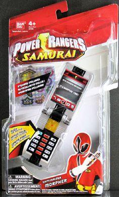 Power Ranger Samuraizer Morpher [TSPR31592] - ₹999.00 : Toyzstation.in, The online toys store
