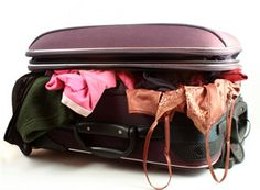 Slim Down Your Suitcase: 9 Tips for Packing Light.... I think I have this down?!!
