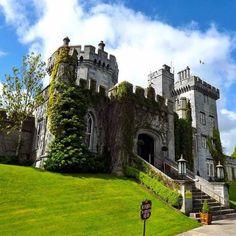 Tulloch Castle, Scottish Highlands