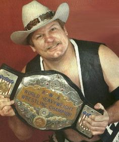 "AWA World Heavyweight Championship | Stan ""The Lariat"" Hansen"