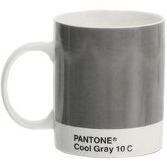 Pantone Mug Cool Gray 10 C