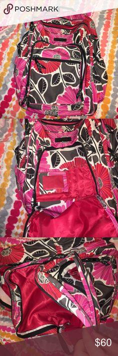 Vera Bradley backpack Nice. Has been used. Very spacious. Taking offers Vera Bradley Bags Backpacks