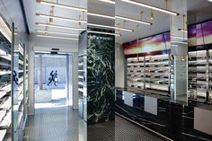 Hawkers Madrid Store by CuldeSac Custom Retail, Madrid – Spain » Retail Design Blog