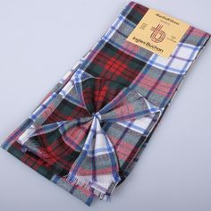 Woven in Scotland - available from ScotClans