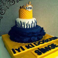 CAFEMORİN BIRTHDAY CAKE