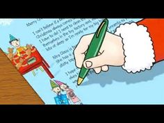 Letter from santa there are five magical styles of nspcc letter nspcc letter from santa santa is busy writing his letters to children spiritdancerdesigns Image collections