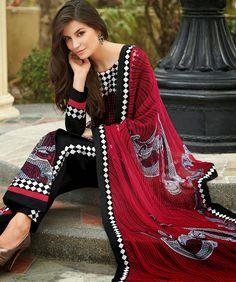 Pakistani Salwar Kameez Dresses For Girls