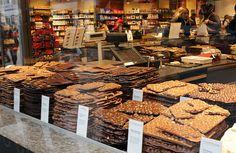 Chocolate Shop - Zurich, Switzerland