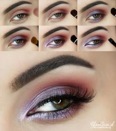 'Dianna Argon's from AMA 2014' look by GlamDiva.pl using Makeup Geek's Vanilla Bean eyeshadow and Bewitched pigment.