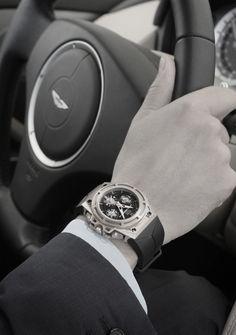 Car + Watch = Fresh