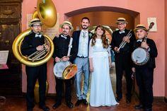 La MM Dixieland Band durante un ricevimento di matrimonio https://www.musicamatrimonio.it/musica-matrimonio/gruppo-dixieland/roma/mm-dixieland-band/  #matrimonio #musicamatrimonio #bandmatrimonio #bandmatrimonioroma #musicamatrimonioroma