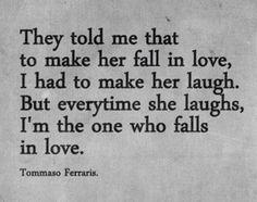 Tommaso Ferraris quote.