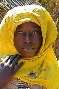 the people of the Nuba mountains - Sudan by Rita Willaert