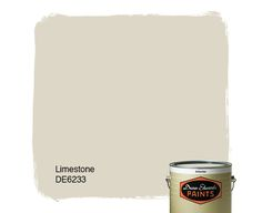 Dunn-Edwards Paints paint color: Limestone DE6233 | Click for a free color sample