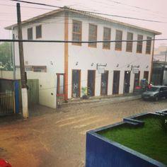 Chuva em Rio Piracicaba-MG