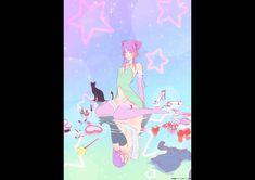 GIRL - Japan Anima(tor)'s Exhibition