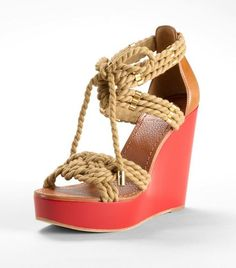 Wedges for Summer: Tory Burch Tarlen Wedge