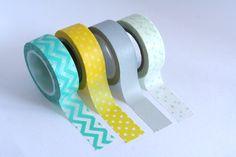 masking-tape-coordonnes-jaune-gris-turquoise