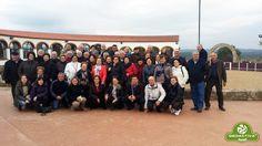 43 murcianos visitan la Finca los Fresnos