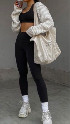 Adrette Outfits, Cute Casual Outfits, Spring Outfits, Fashion Outfits, Womens Fashion, Stylish Outfits, Casual Wear, Mode Für Teenies, Mode Ootd