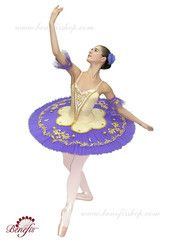 Stage Costume - F0045C | Dancewear by Patricia
