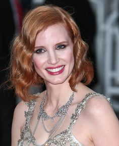 Jessica Chastain at the 69th Cannes Film Festival 'Money Monster' premiere on May 12, 2016