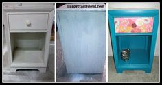 DIY Refurbished Nightstand Tutorial Nightstand, Play, Home, House, Night Stand, Homes, Bed Stand, Houses, Night Table