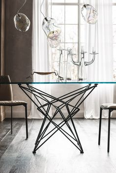 GORDON DEEP WOOD - Designer Dining tables from Cattelan Italia ✓ all information ✓ high-resolution images ✓ CADs ✓ catalogues ✓ contact. Dining Table Design, Dining Tables, Wood Tables, Welded Furniture, Office Table, Credenza, Industrial, House, Home Decor