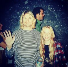 Nirvana - SNL 1993 (Kurt Cobain & Krist Novoselic)
