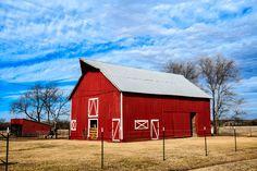 https://flic.kr/p/Qi8tcQ | red barn