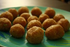Narikaler Laddu - a traditional Bengali sweet made of coconut.