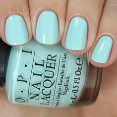 OPI Gelato On My Mind | Fall 2015 Venice Collection | Peachy Polish