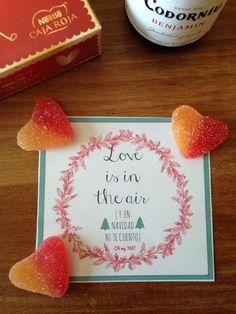 Love in Navidad Barware, Coasters, Napkins, My Love, Tableware, Xmas, Dinnerware, Towels, Coaster